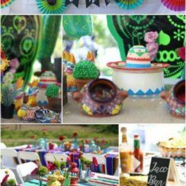 Cinco de Mayo Birthday Party Ideas