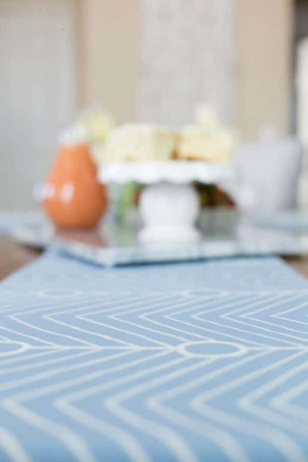 Tablecloth Runner for Mother's Day