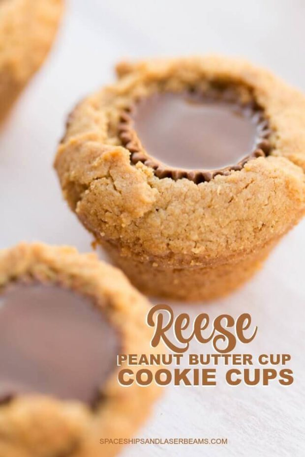 Reese Peanut Butter Cup Peanut Butter Cookies