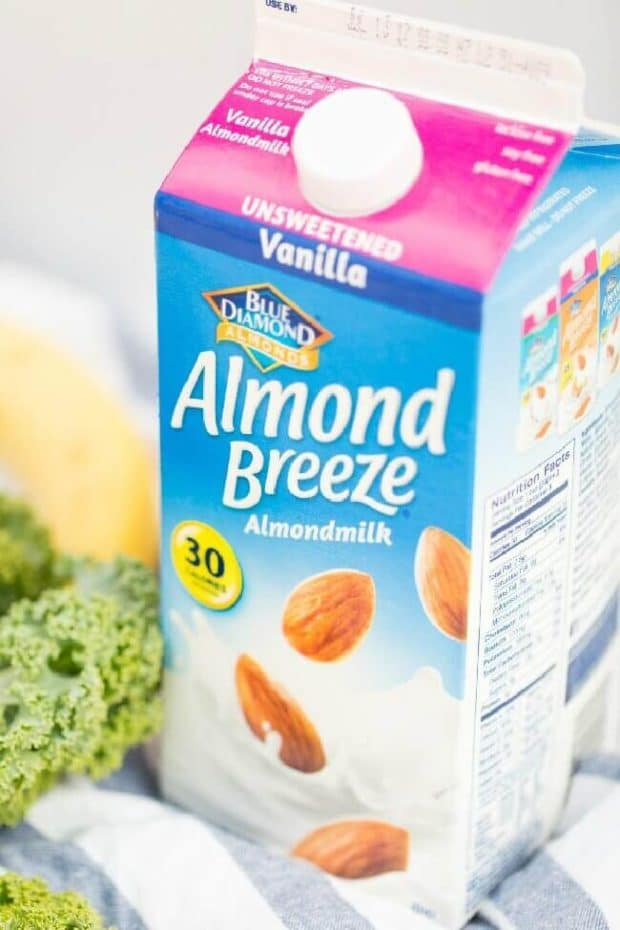 Almond Breeze Smoothie