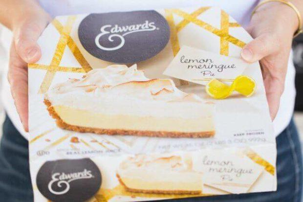 Edward's Lemon Meringue Pie