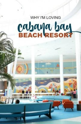 Universal's Cabana Bay Beach Resort at Universal Studios Review and Tips