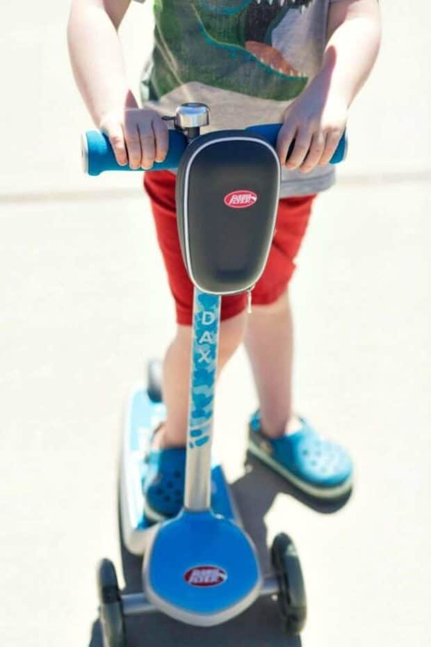 Radio Flyer Scooter Bell
