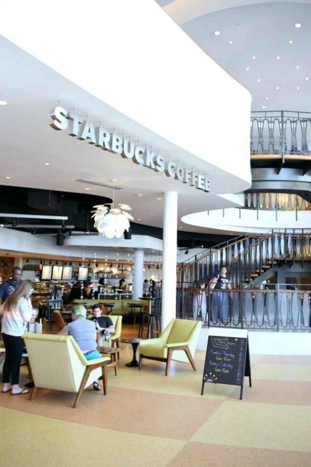 Starbucks At Universal S Cabana Bay Beach Resort