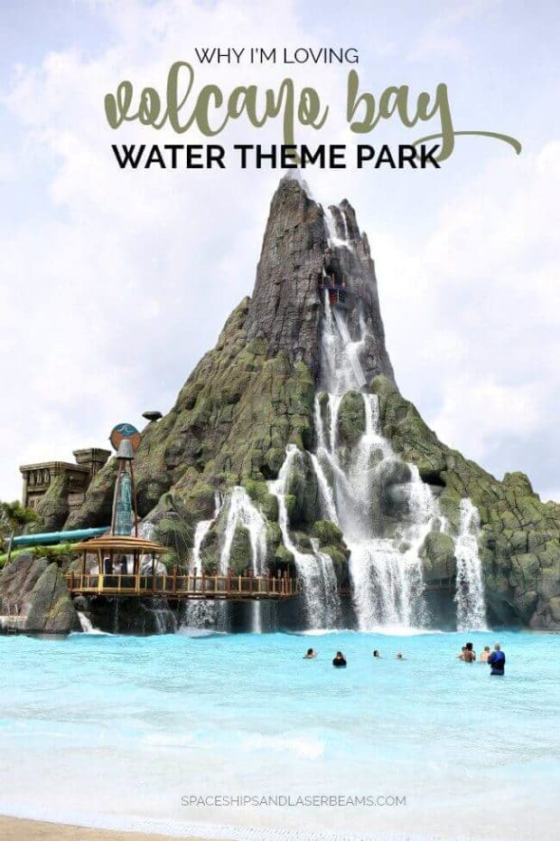 Universal Orlando Volcano Bay Water Theme Park