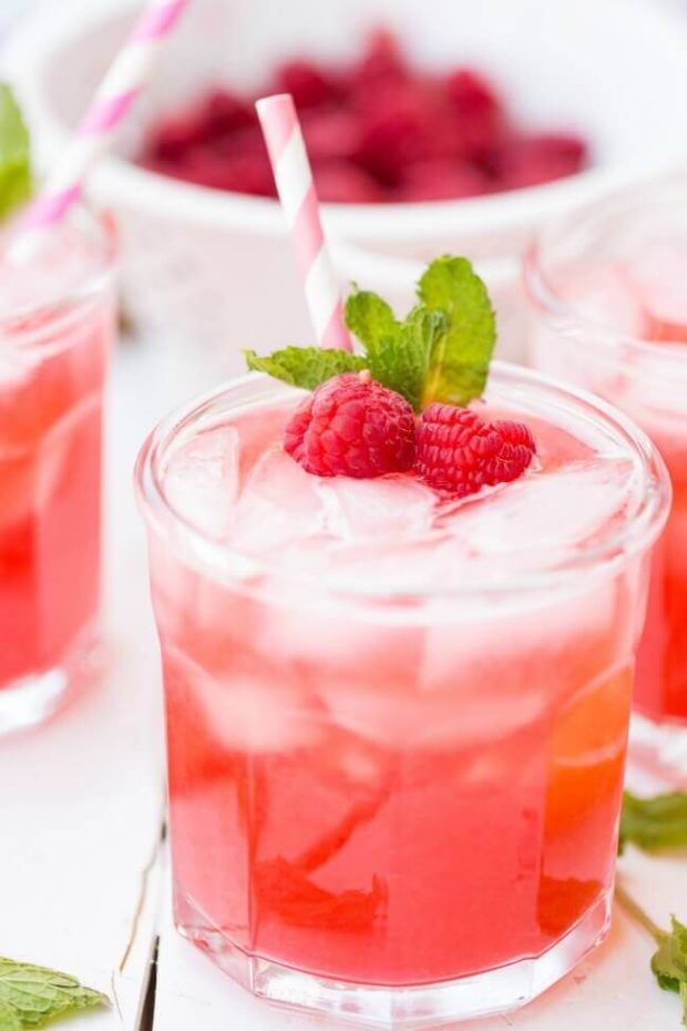 Classic Raspberry Lemonade Recipe