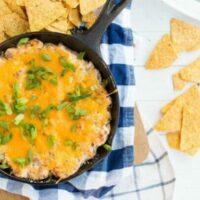 Cheese & Bratwurst Hot Dip Recipe