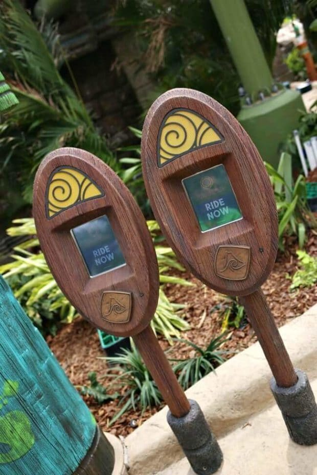 Tapu Tapu System at Volcano Bay Water Park