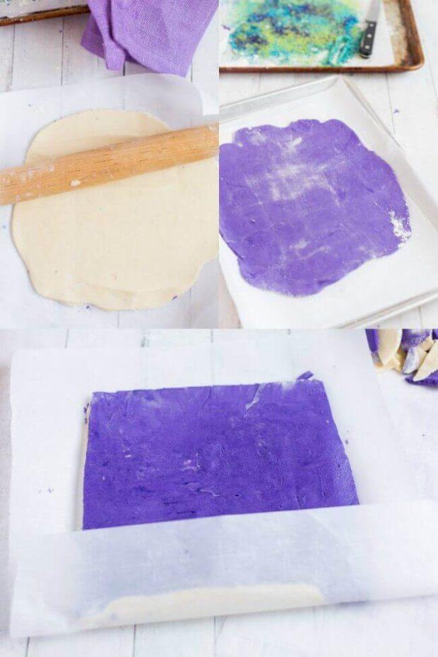 Easy Swirl Sugar Cookies