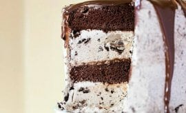 OREO® Chocolate Ice Cream Cake