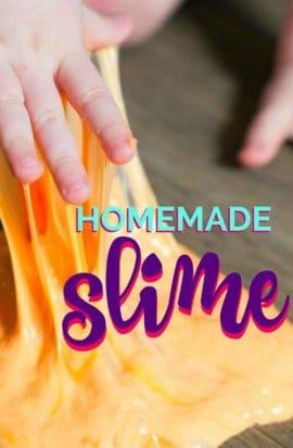 Easy Homemade Slime
