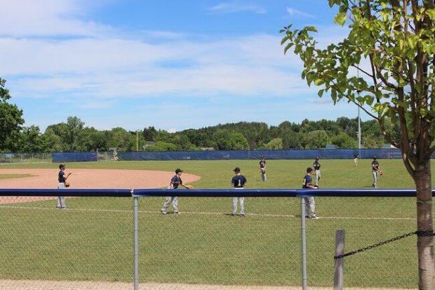 Summertime Baseball