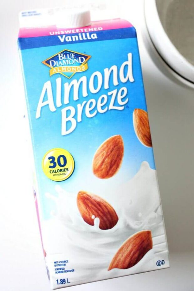 Almond Breeze Vanilla