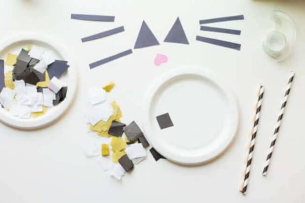 Cat Mask for Kids