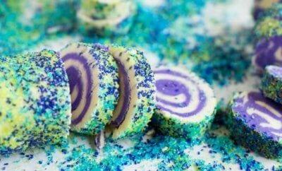 Swirled Sugar Cookies