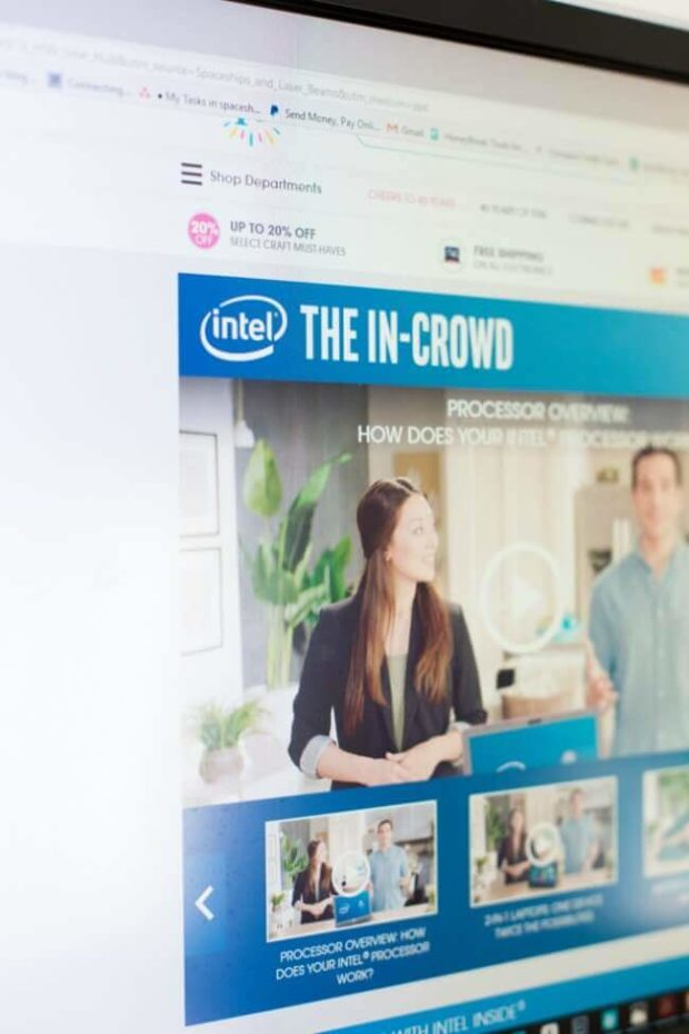 HSN Intel Website