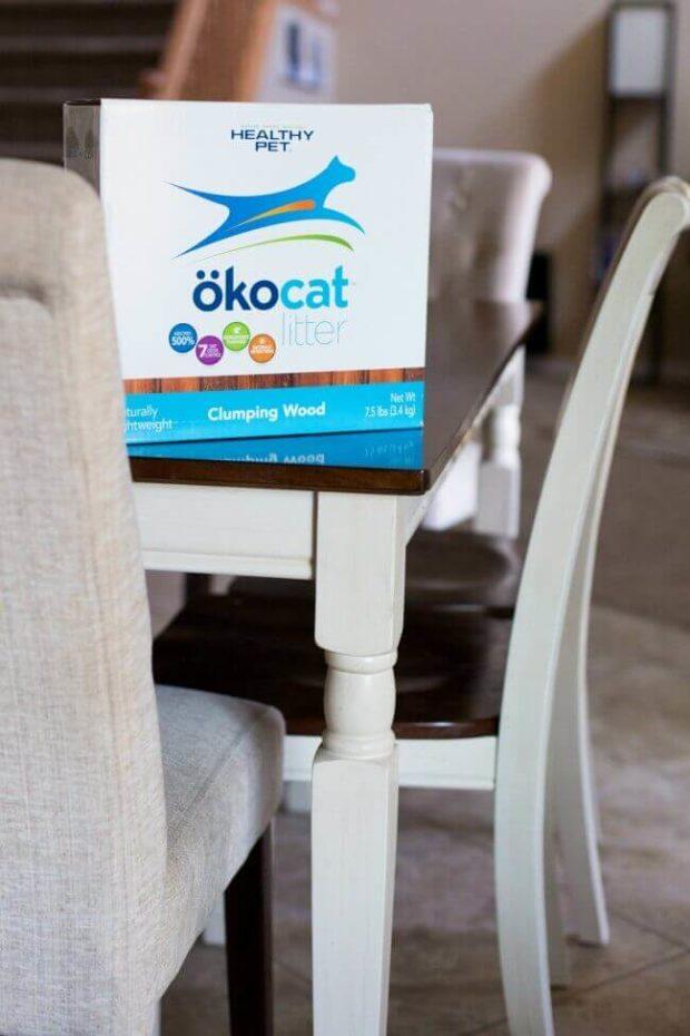 OKOCAT Kitty Litter