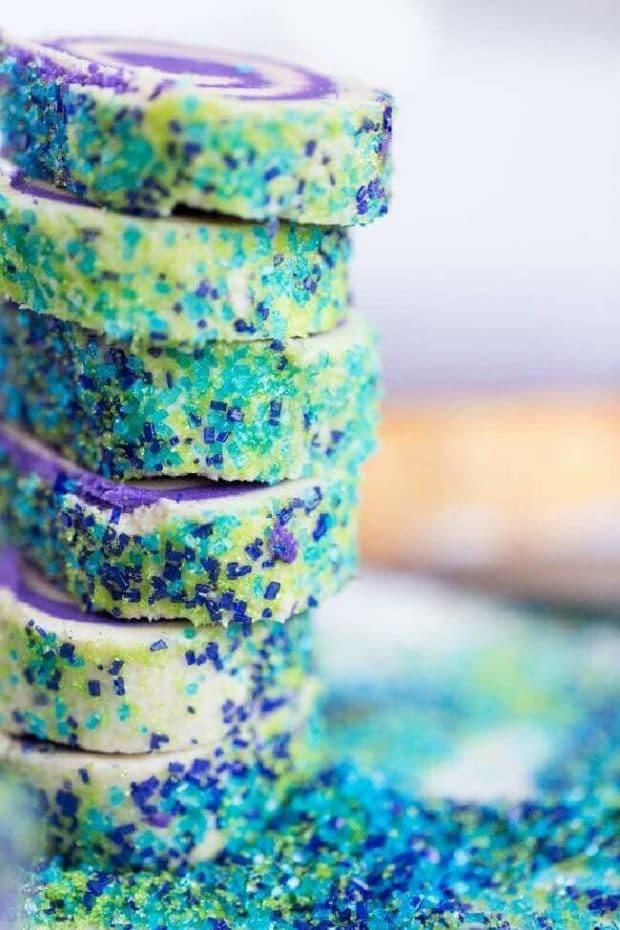 Easy Swirl Cookies