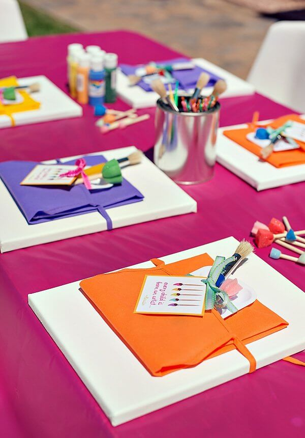 21 Paint Party Ideas Spaceships And Laser Beams