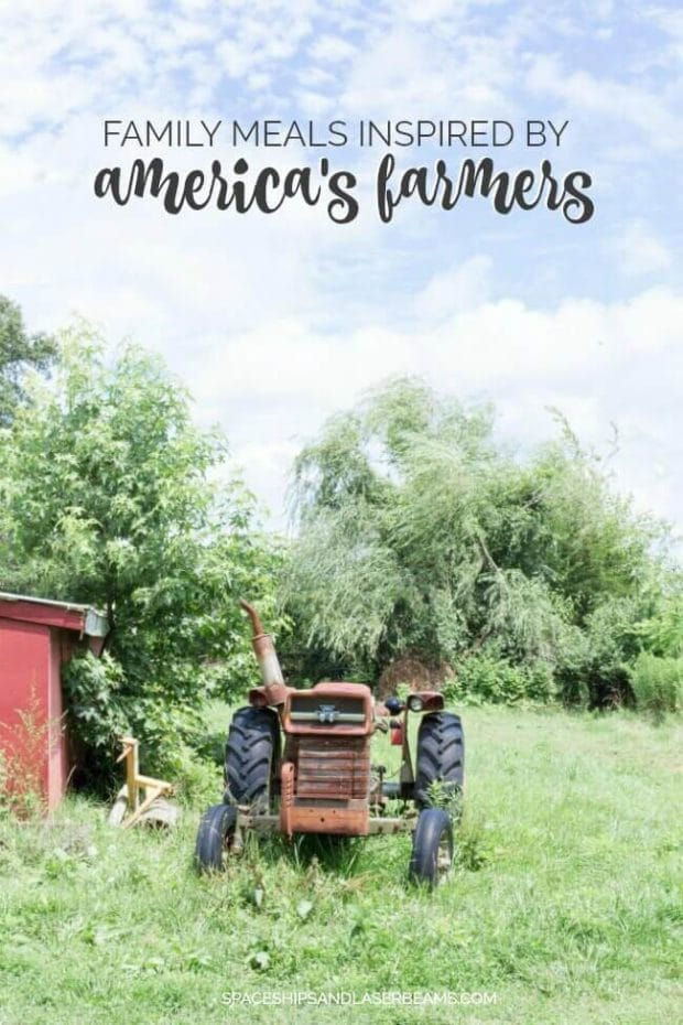 Family Meals Inspired by America's Farmers