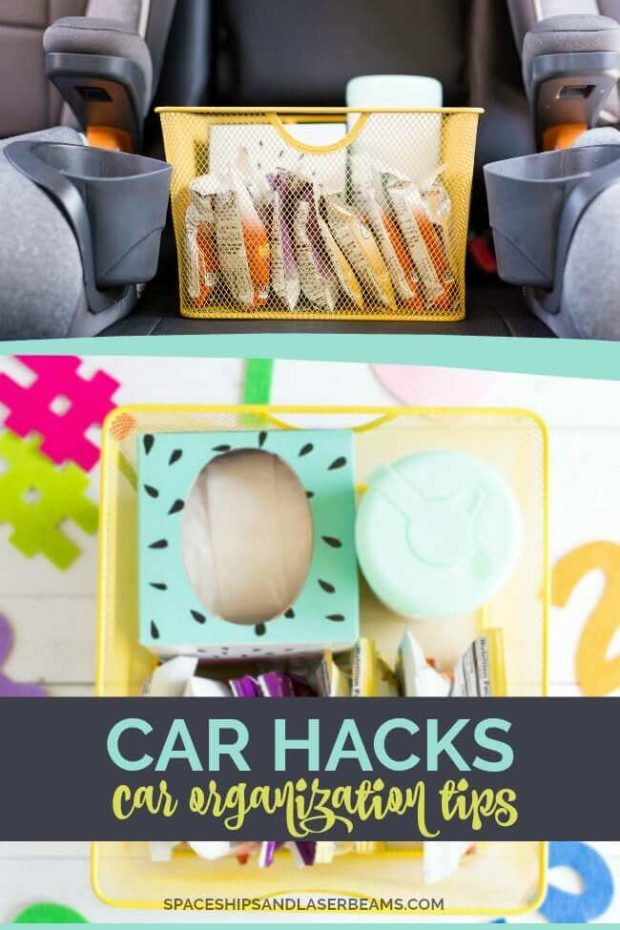 Car Hacks: Car Organization Tips