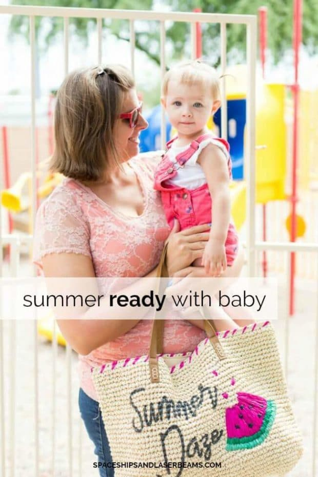 Summer Ready with Baby