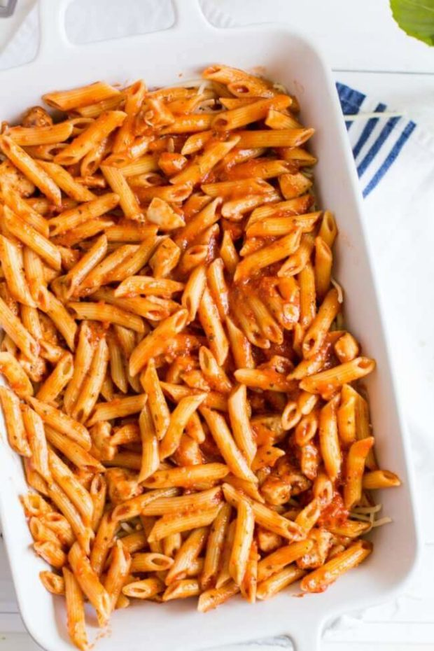 Baked Penne How To