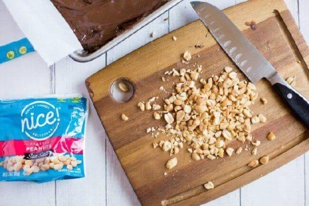 Peanut Toffee Homemade Recipe