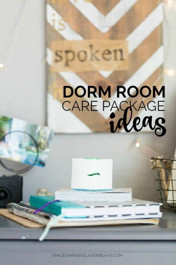 Dorm Room Care Package Ideas