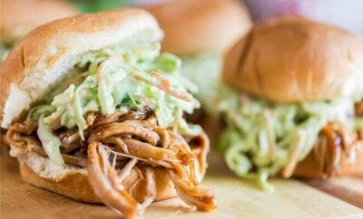 Dr Pepper Barbacoa Pulled Pork