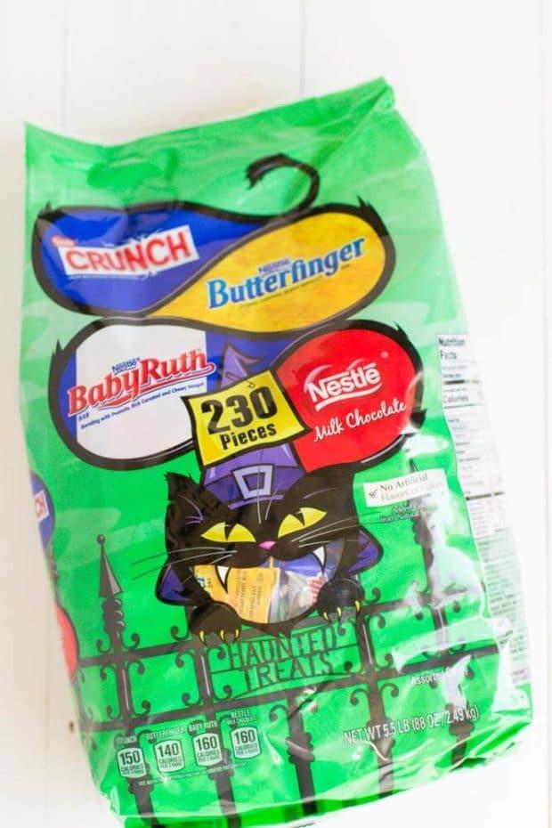 Nestle Halloween Candy