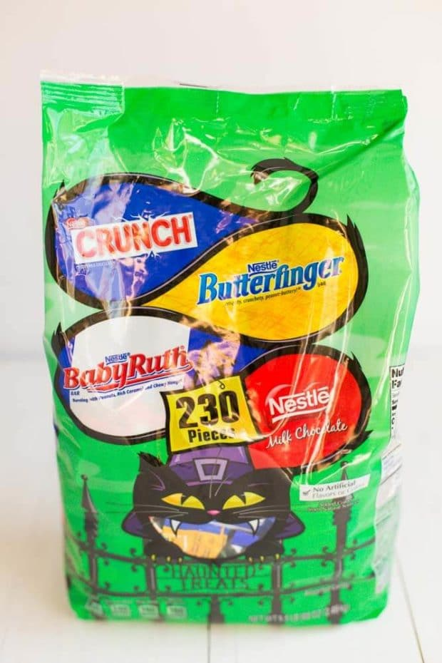 Limited Edition Nestle Halloween Candy Bag