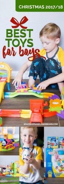 Best Toys for Boys