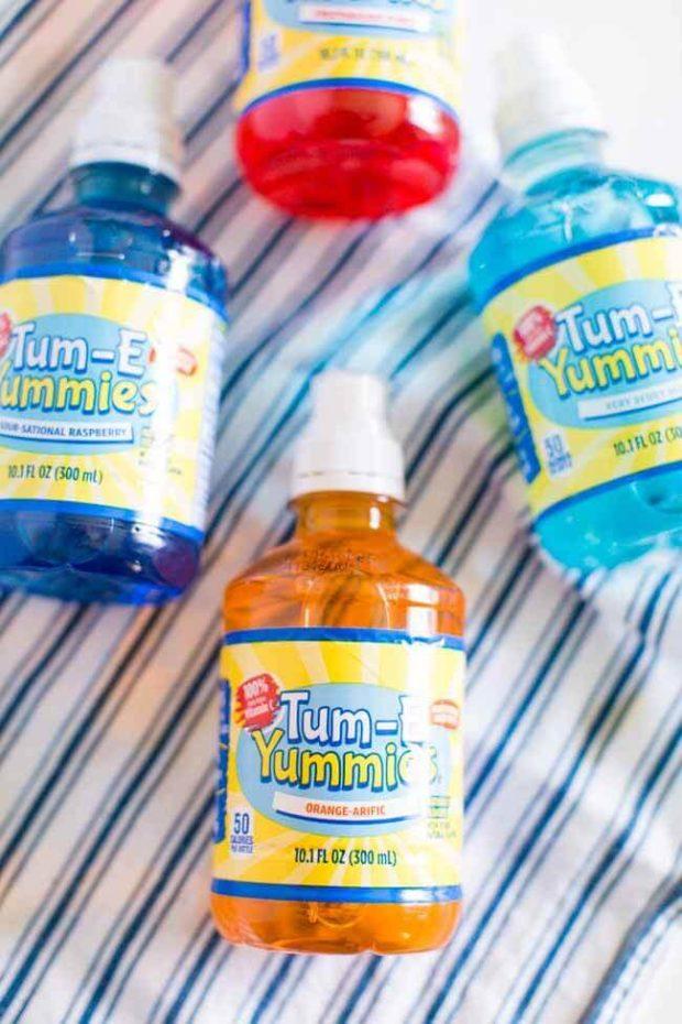 Tum E Yummies Flavors