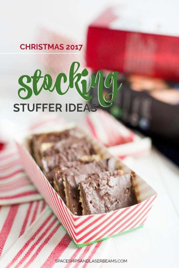 Christmas 2017: Stocking Stuffer Ideas