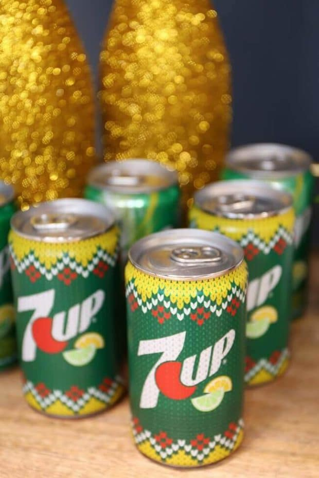7UP Drinks for Holidays