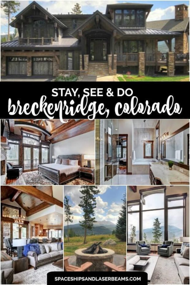 Where to stay and what to do in breckenridge colorado