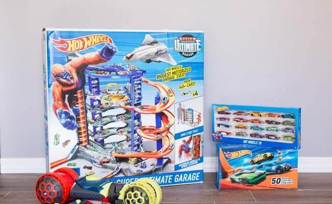 Christmas 2017: Toy Ideas for Boys