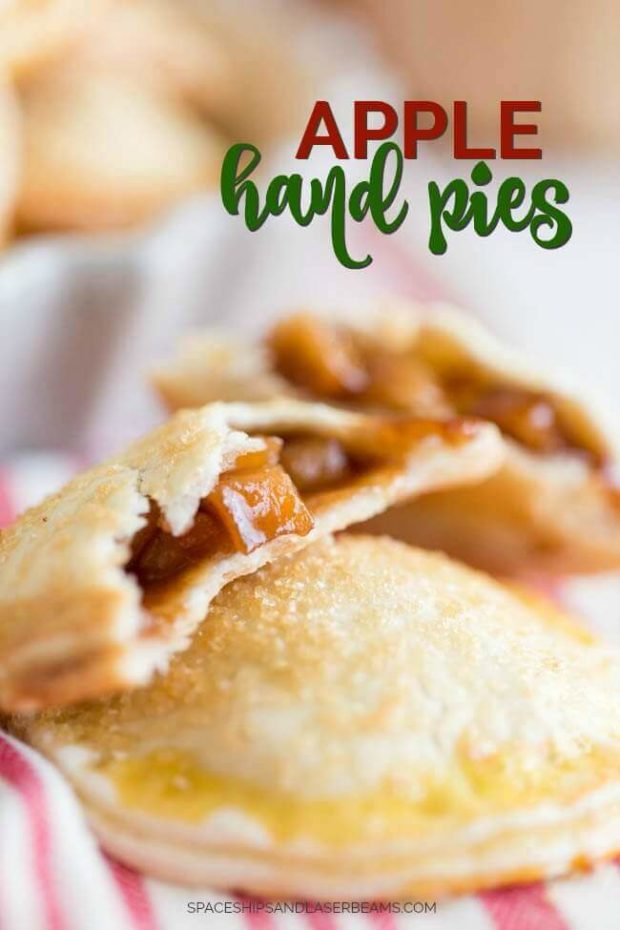Apple Hand Pie Recipe