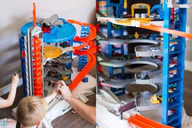 Hot Wheels Ultimate Garage Review