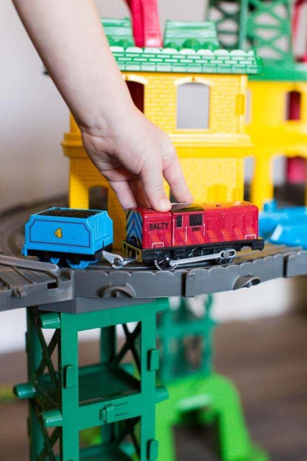 Most Durable Thomas the Train Set