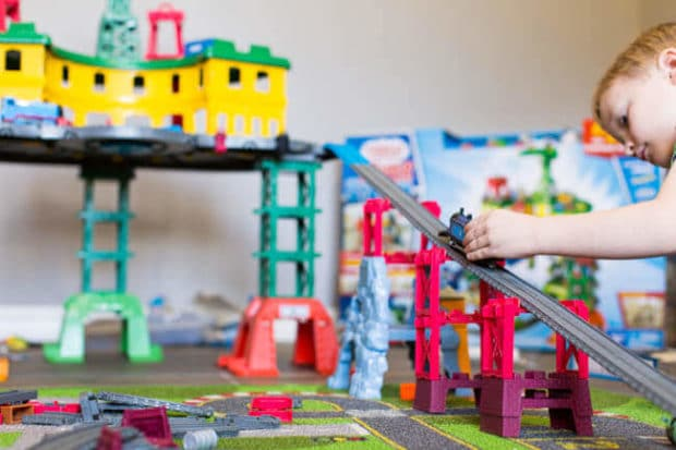 Thomas Super Station Best Toys for Boys