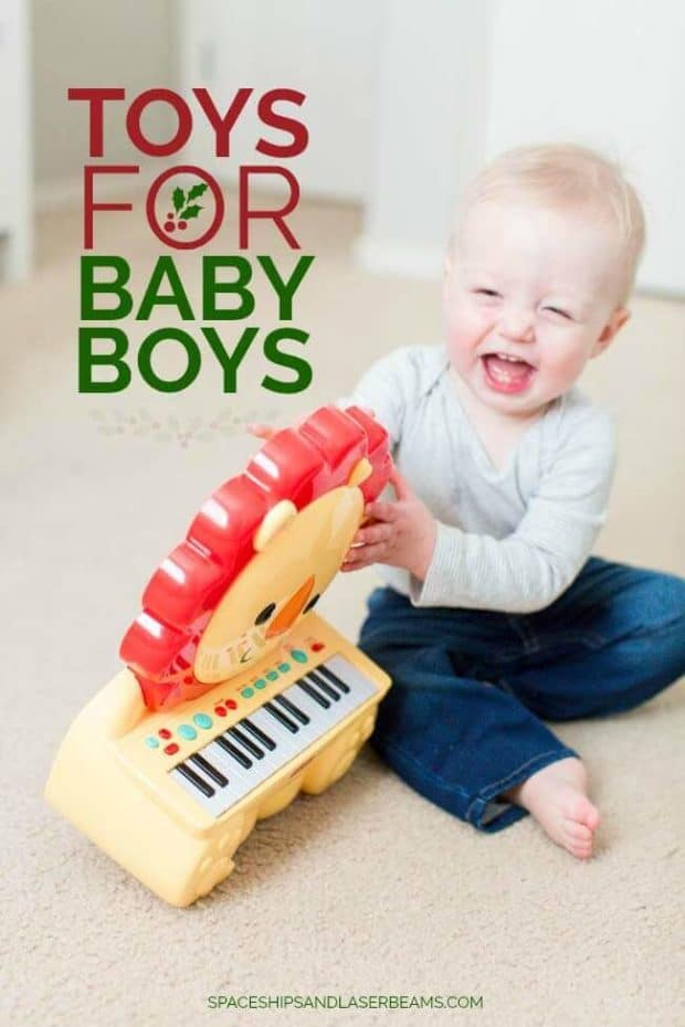 Toys for Baby Boys