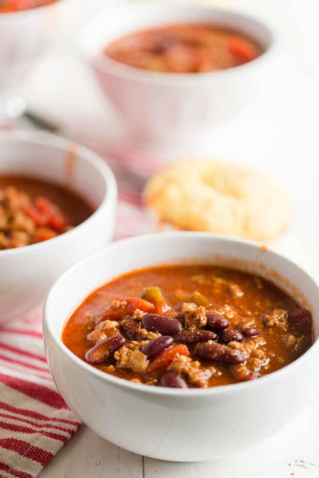 Hunt's Chili Recipe