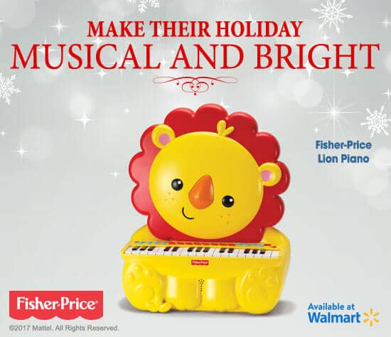 Fisher-Price Piano