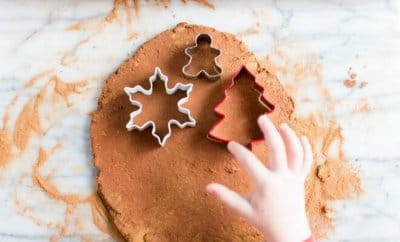 Homemade Cinnamon Ornaments Recipe