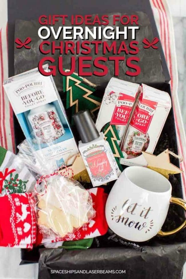 Gift Ideas for Overnight Guests