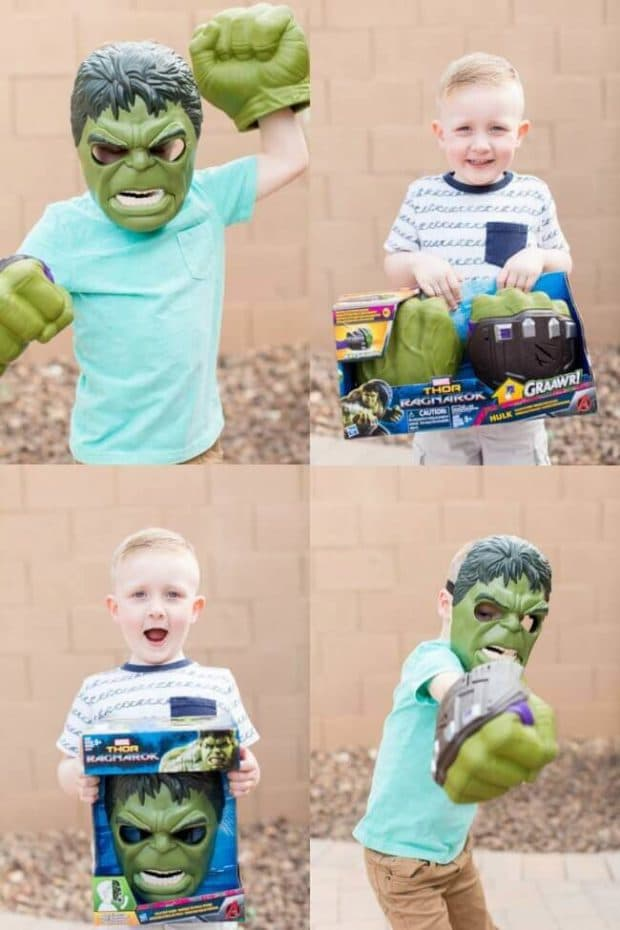 Thor Ragnarok Hulk Toys