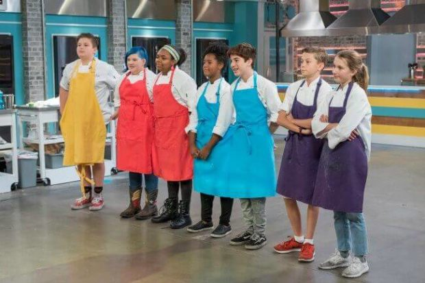 Top Chef Jr Season 1 Contestants