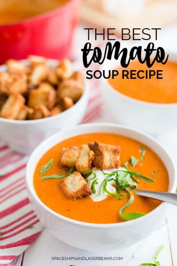 The Best Tomato Soup Recipe